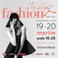 Targ de primavara - Fashion Fridays
