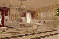Firma design interior pentru case vile in stil clasic