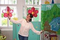 Mărțișoare și primăvară și mama și veselie și joacă