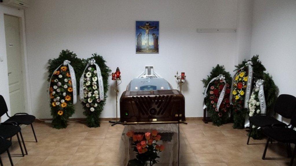Casa funerara in Timisoara