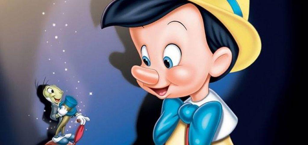 Teatru de papusi: Pinocchio