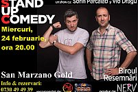 Stand Up Comedy cu Sorin Parcalab si Vio Dragu