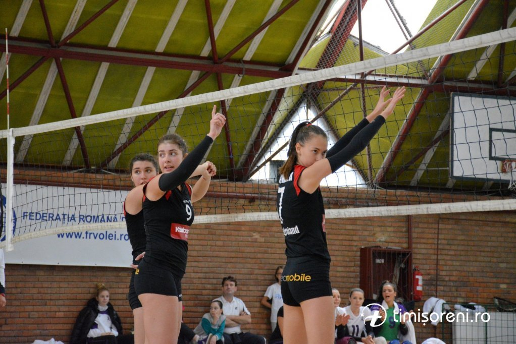 UVT Agroland Timisoara - CSU Bravol Brasov