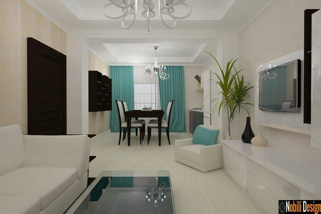 Stiluri de amenajari si design de interioare