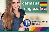 Cursuri de engleză și germană la International House Timișoara
