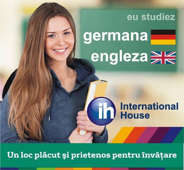 Cursuri de limba engleză pentru copii şi adolescenţi la International House Timişoara