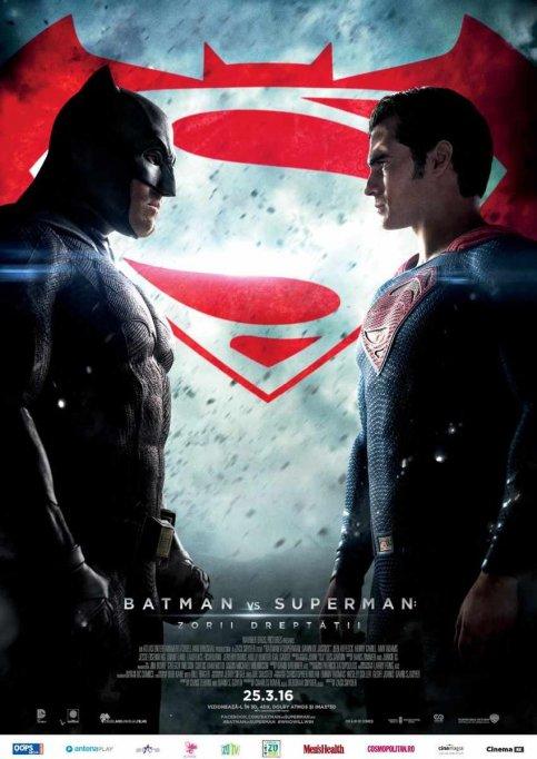 Batman vs Superman:Zorii dreptatii 3D Dub