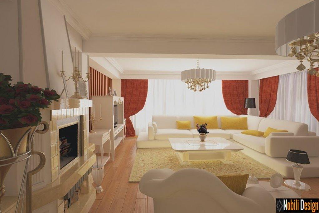 Design si amenajari interioare pentru casa