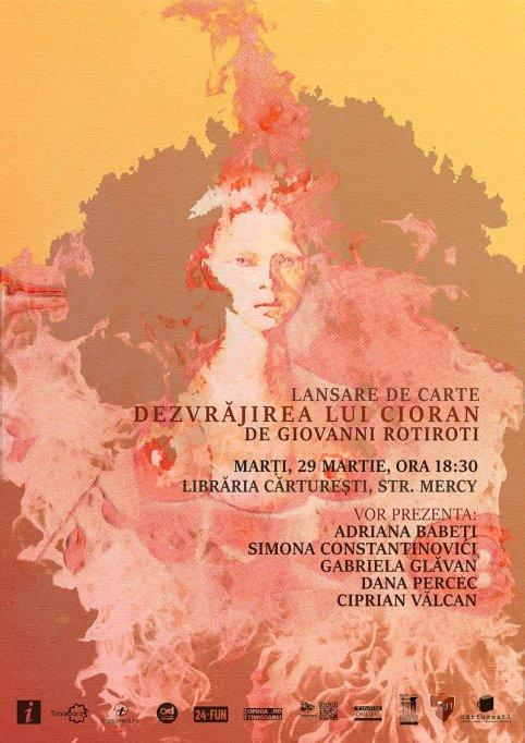 Dezvrăjirea lui Cioran de Giovanni Rotiroti