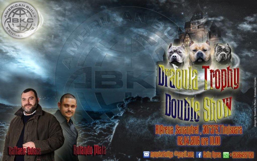 Dracula Trophy Double Show