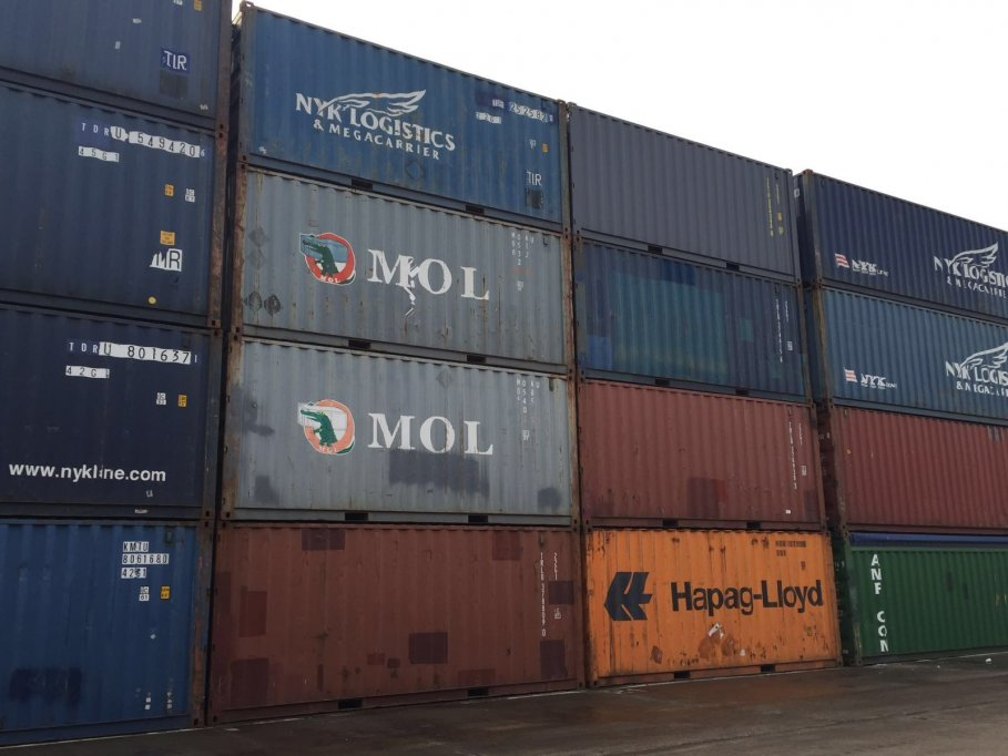 Containere maritime si containere birou