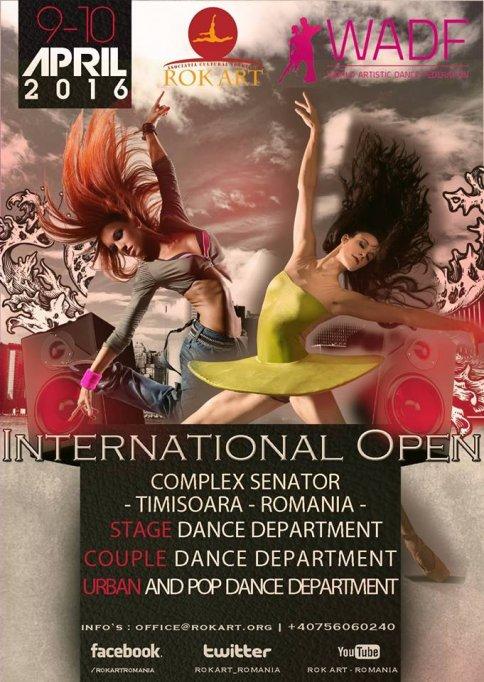 International Dance Open