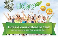 Cautam colaboratori Life Care