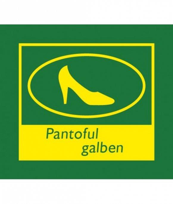 Pantoful Galben - Kapa