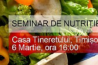 Seminar de nutriție vegetariană