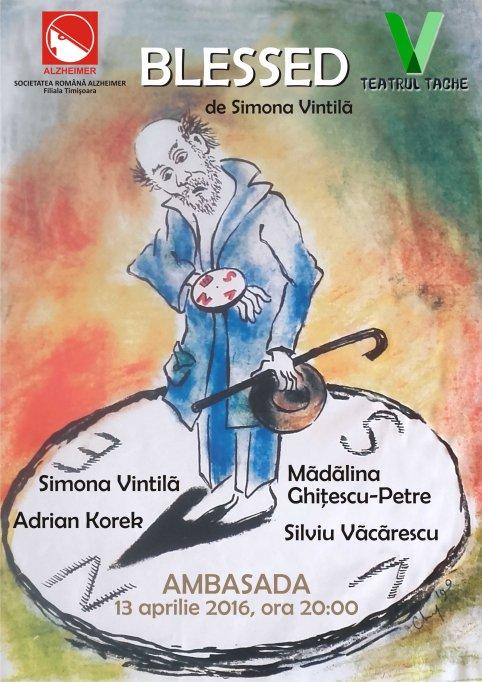 """""""Blessed"""" de Simona Vintilă"""