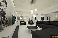 Servicii de amenajari interioare pentru case moderne by Nobili Interior Design
