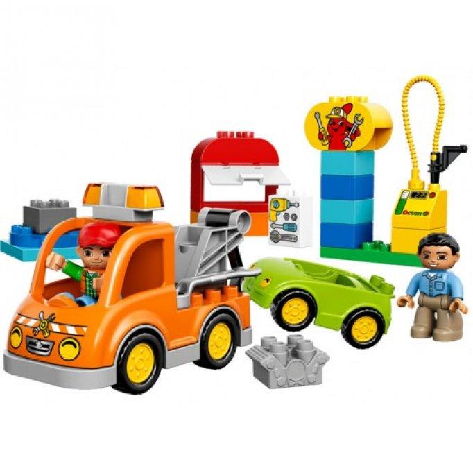 Stiai de ce trebuie sa ii oferi copilului tau jucarii lego duplo?