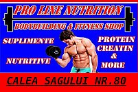 PRO LINE NUTRITION Bodybuilding&Fitness SHOP (-suplimente nutritive-)