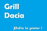 Grill Dacia