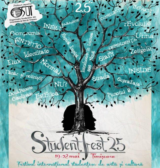 """StudentFest - SFert de artă și cultur"""""""
