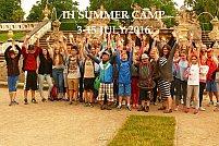 Tabăra de vară în limba engleză 3 – 15 iulie 2016 la International House Praga