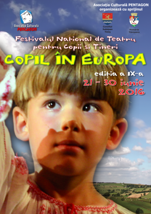 """""""Copil în Europa"""""""