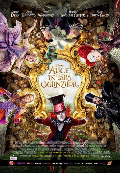 Alice in Tara Oglinzilor 3D IMAX
