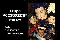 Dl Goe , comedie pentru copii si adulti, de la Brasov, vine la Amafest