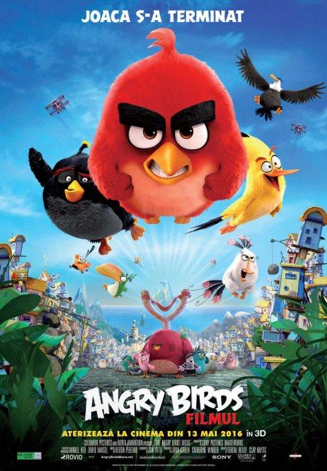 Angry birds Filmul 3D