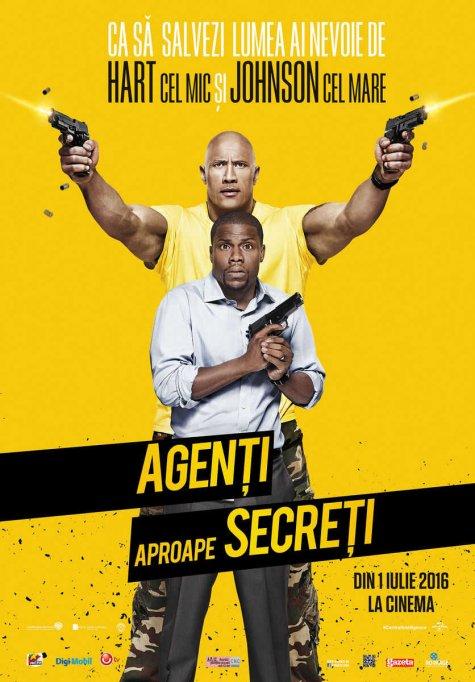 Agenti aproape secreti 2D