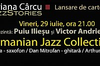 Lansare JazzStories & Romanian Jazz Collective