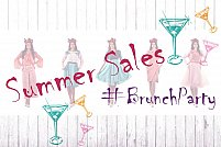 Summer Sales #BrunchParty !