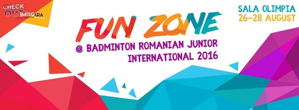 Internationalele Romaniei la Badminton