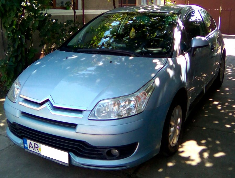 Vand Citroen C4 Coupe 1.6 HDI