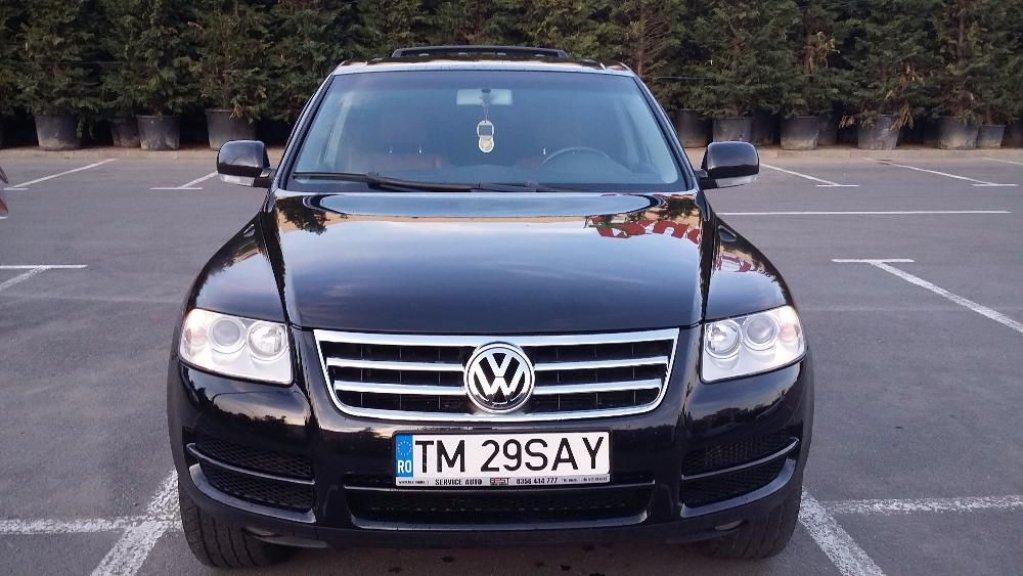 Vand Volkswagen Touareg