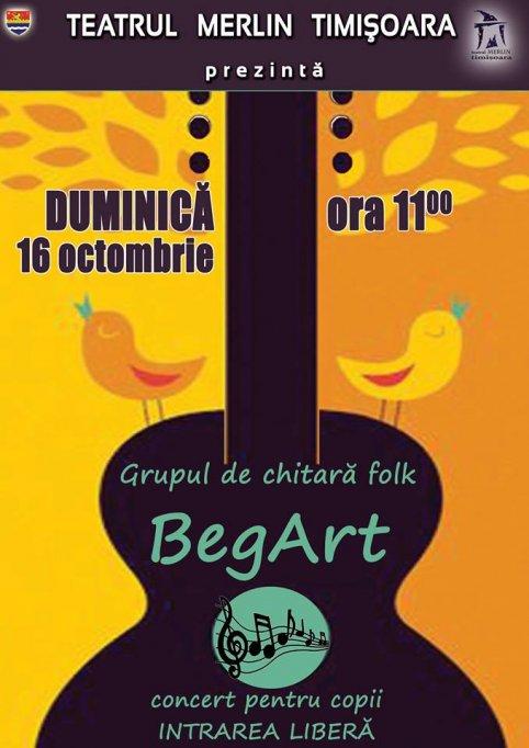 Grupul de chitara folk BegArt