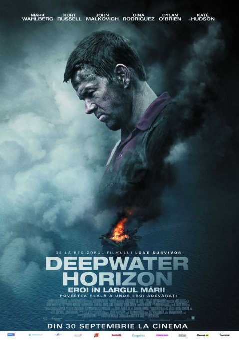 Deepwater Horizon: Eroi in largul marii