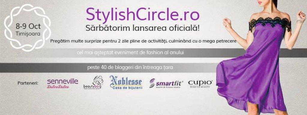 Lansare www.StylishCircle.ro