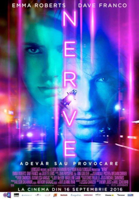 Nerve: Adevar sau Provocare 4DX