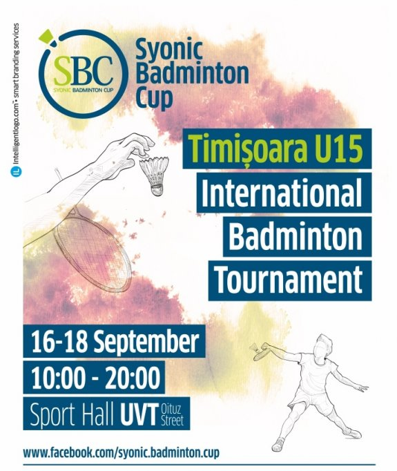 Timisoara U15 International Syonic Badminton Cup 2016