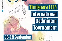 Timisoara U15 International Syonic Badminton Cup 2016