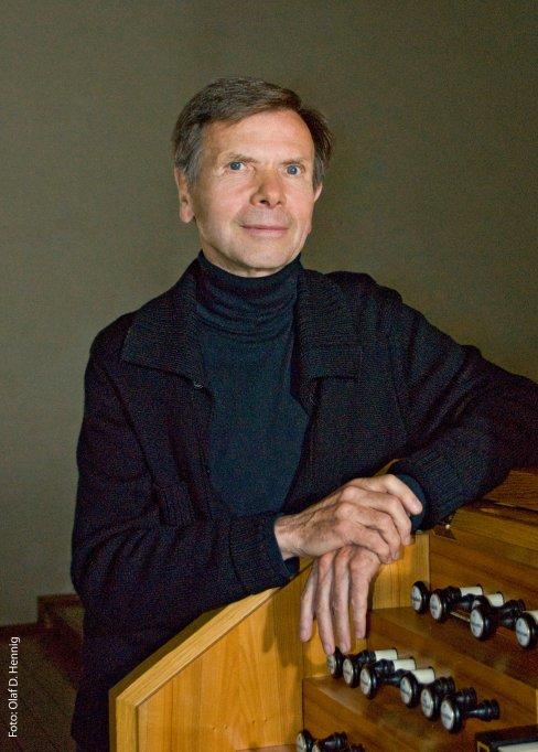 Concert de orgă Jean Paul Imbert, Franța