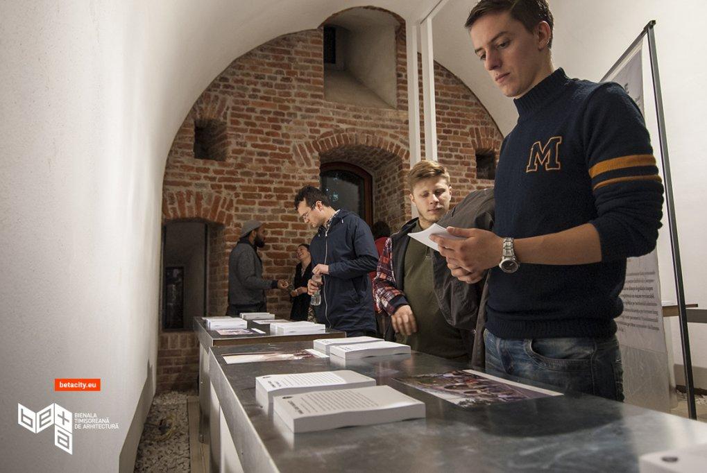 Prezența timișorenilor la bienala de arhitectură!