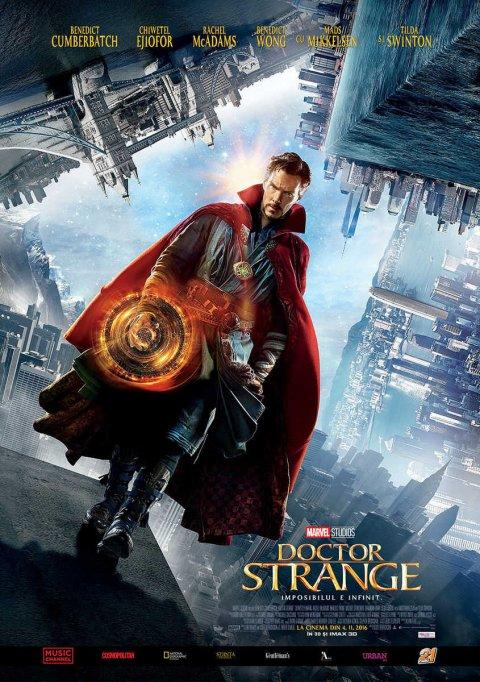 Doctor Strange 3D 4DX