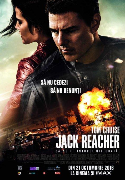 Jack Reacher. Sa nu te intorci niciodata 4DX