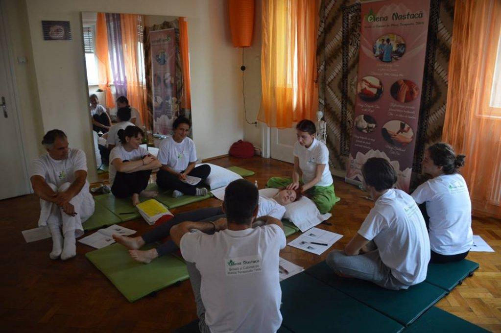 Curs masaj in Timisoara