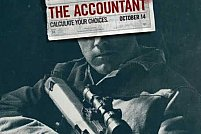The accountant: Cifre periculoase 2D