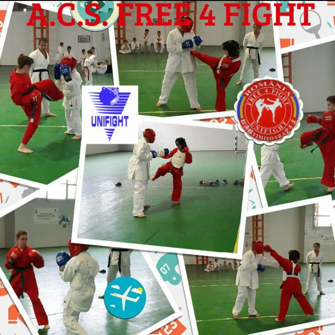A.C.S. FREE 4 FIGHT