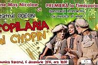 Copilaria lui Chopin - spectacol de teatru pentru intreaga familie